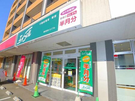 お店の前にお客様専用無料駐車場完備!新鎌ケ谷駅から徒歩3分!ほっともっとさん隣りのビル1階にあります