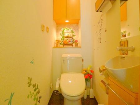 トイレはお店の顔(^O^)であり、くつろぎの場でもあります。日々キレイにし、ご来店お待ちしております