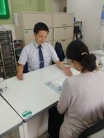 エイブル春日原店の宮崎 一樹