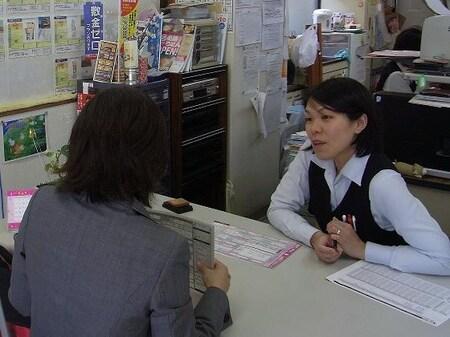 お客様の笑顔を見るために、一生懸命お手伝いさせていただきます。