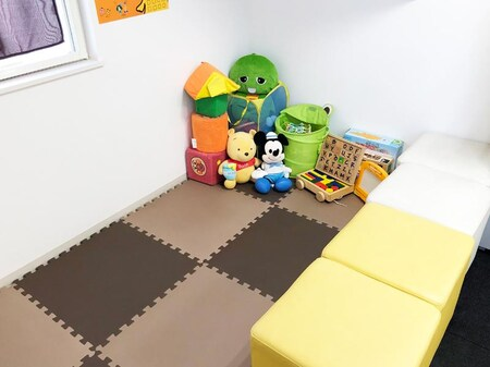 キッズスペース完備!おもちゃがいっぱい♪
