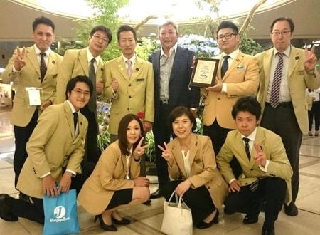 平成28年度春のセールスラリー大阪市内の部で受賞しました!