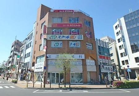 北浦和駅西口徒歩1分です♪