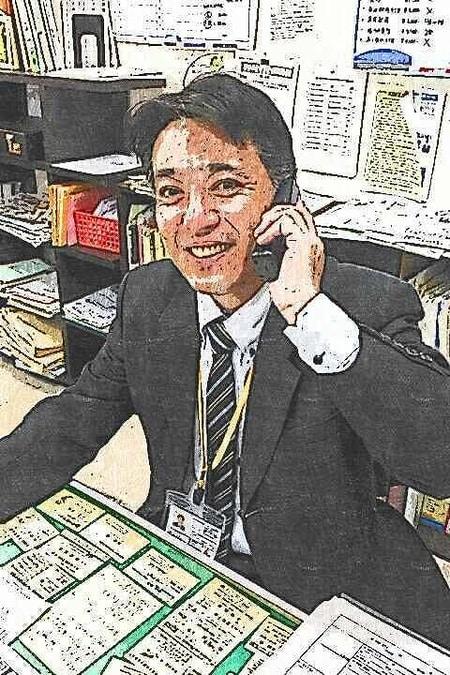代表取締役 石坂です!