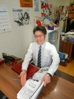 株式会社マナコーポレーション ルームナビ不動産 日暮里店の小田 光輝