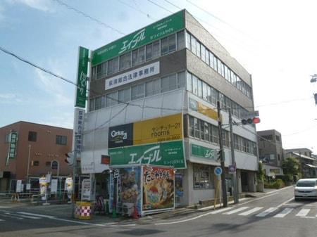 名鉄河和線「知多半田駅」西出口を降りてすぐ!