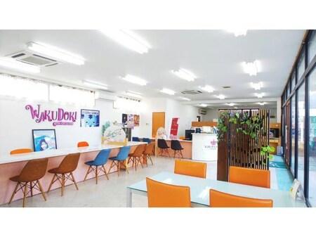 浜松市内のエイブルネットワーク店の中では一番広い店内です!