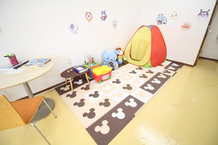 キッズスペース☆