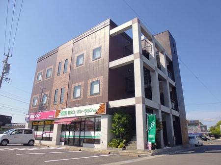 1階の店舗です!