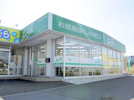 国道19号線沿いに店舗がございます。